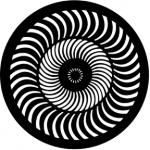 Standardstahlgobo Rosco Geometrics 2 77392