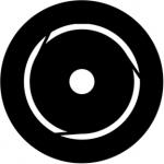 Standardstahlgobo Rosco Cone & Spot 77426
