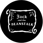 Standardstahlgobo Rosco Jack and the Beanstalk 77588