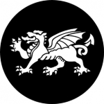 Standardstahlgobo Rosco Dragon 77671