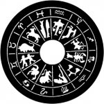 Standardstahlgobo Rosco Horoscope 78081