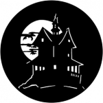 Standardstahlgobo Rosco Haunted House 78102