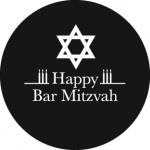 Standardstahlgobo Rosco Bar Mitzvah 78613