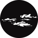 Standardstahlgobo GAM Design Cloud 2 225