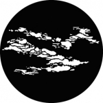 Standardstahlgobo GAM Design Cloud 4 227