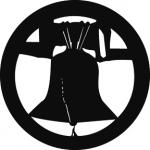 Standardstahlgobo GAM Design Liberty Bell 238