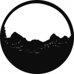 Standardstahlgobo GAM Design Mountains 255