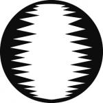 Standardstahlgobo GAM Design Spotlight Gobo 6 279