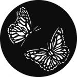 Standardstahlgobo GAM Design Butterflies 303