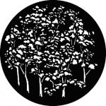 Standardstahlgobo GAM Design Reversed Trees 315