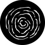 Standardstahlgobo GAM Design Circular Breakup 367