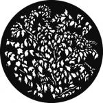 Standardstahlgobo GAM Design Leaf Breakup 370