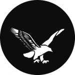 Standardstahlgobo GAM Design American Eagle 377
