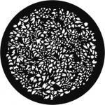 Standardstahlgobo GAM Design Vine Leaf Breakup 924