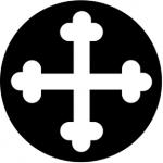 Standardstahlgobo Rosco Heraldics 7 77158