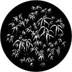 Standardstahlgobo Rosco Bamboo Leaves 77782