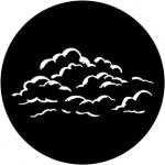 Standardstahlgobo Rosco Cloud Outlines 78170