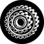 Standardstahlgobo Rosco Cog Dimensions 78647