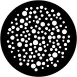 Standardstahlgobo Rosco Bubbles Small 79650