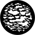 Standardstahlgobo Rosco Cloud 13 79652