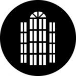 Standardstahlgobo GAM Design Bay Window 208