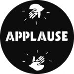 Standardstahlgobo GAM Design Applause 259