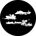 Standardstahlgobo GAM Design Cloud 14 A 289