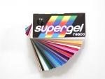 Farbfächer Rosco Supergel