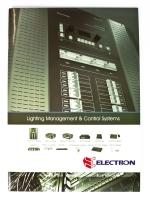 Electron Dimmer Katalog