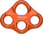 Stahl-Karabiner Edelrid Mini Rig  orange