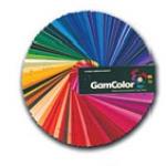 Farbfächer GamColor