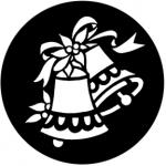 Standardstahlgobo Rosco Bells 2 78370