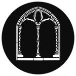 Standardstahlgobo GAM Design Cloister Arches 920