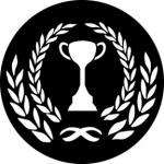 Standardstahlgobo Rosco Champions Cup 76550