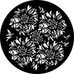 Standardstahlgobo Rosco Bloomin Breakup 76605