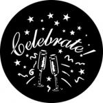 Standardstahlgobo Rosco Celebration Drinks 76588