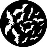Standardstahlgobo Rosco Bat Breakup 76582