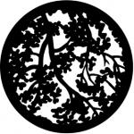 Standardstahlgobo Rosco Blossoms (Detail) 77109