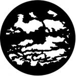 Standardstahlgobo Rosco Cloud 7 77165